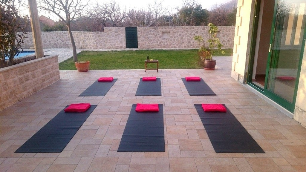 Yoga and Well being Retreat in Dubrovnik Region
