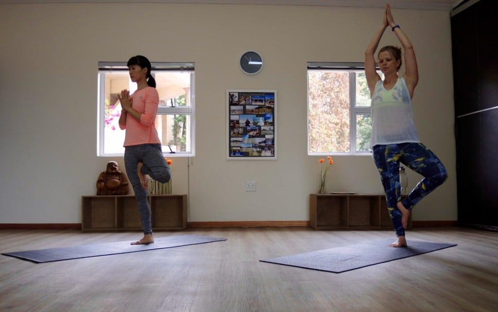 Beginners Vinyasa Flow Yoga Series