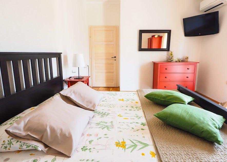 Bedroom Villa 1