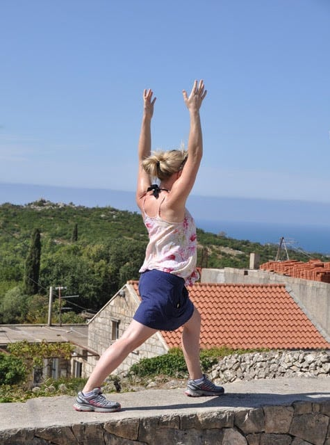 On foot to Cavtat