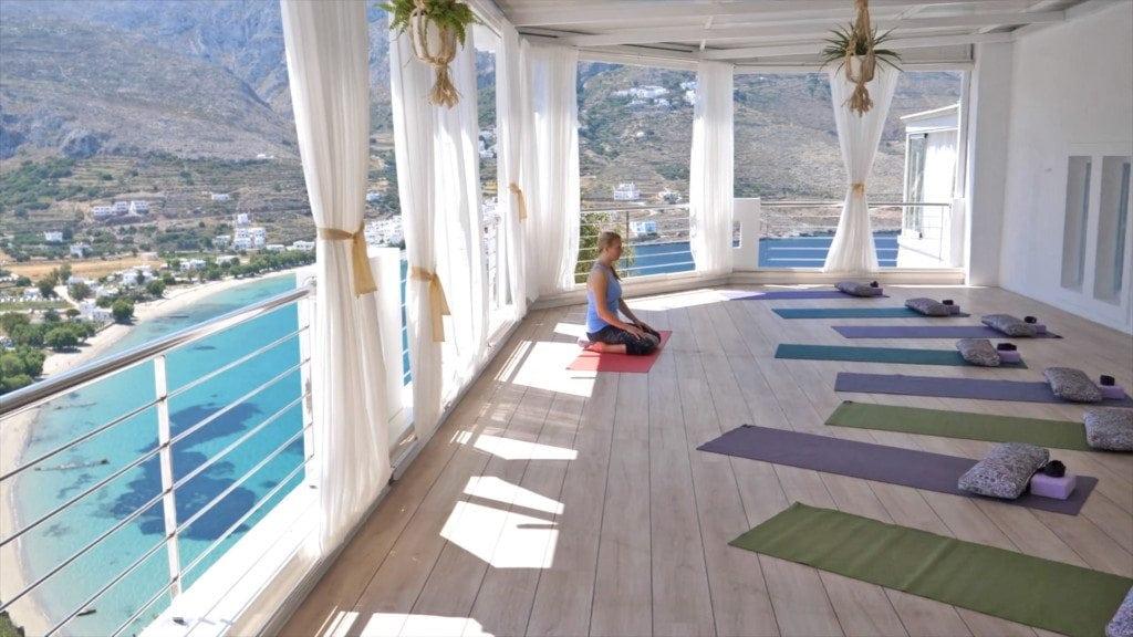 Aegialis Hotel and Spa, Amorgos
