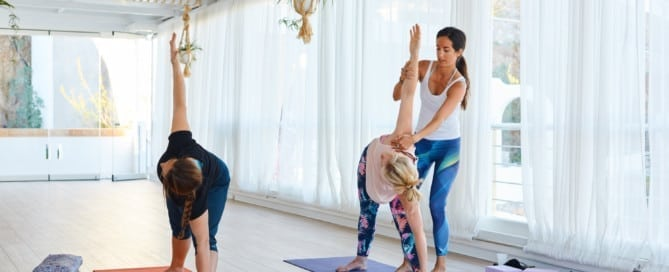 Ashtanga Yoga with Tania Kemou