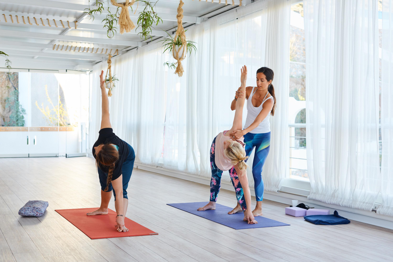 Ashtanga Yoga with Tania Kemou