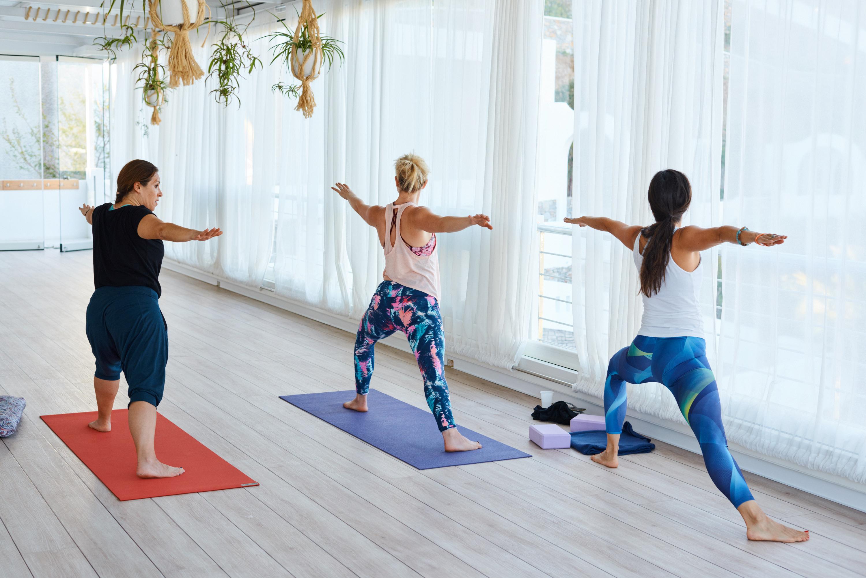 Ashtanga Yoga - Theresa Moodie