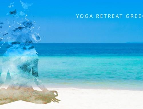 Yoga Retreat Itinerary, Kythnos, 16th-20th May 2019