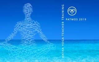 Intensive 200 Hour Hatha Yoga Teacher Training Greece 2019 - Patmos, Greece. Accredited by Yoga Alliance International with Theresa Moodie