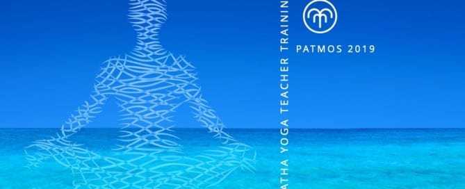 Intensive Hatha Yoga Teacher Training Greece 2019 - Patmos, Greece. Accredited by Yoga Alliance International with Theresa Moodie