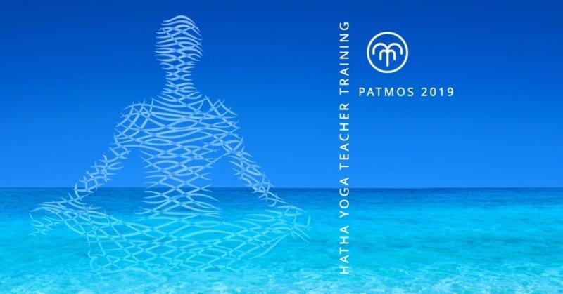 Intensive Hatha Yoga Teacher Training Greece 2019 - Patmos, Greece. Accredited by Yoga Alliance International with Theresa Moodie
