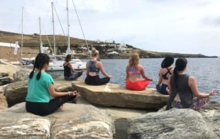 Greece Yoga Retreat 2019