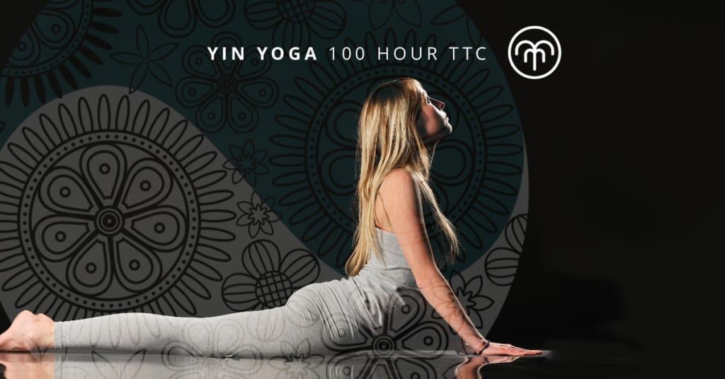 Yin Yoga 100 Hour TTC