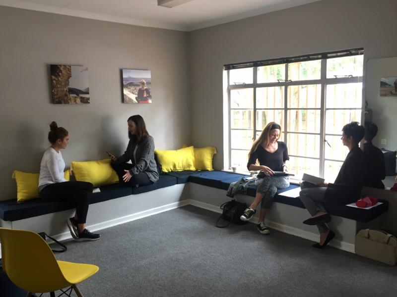 Voice coaching workshop